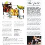 Golf Club Hospitality, Spirits p3