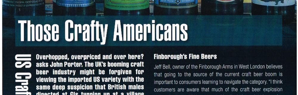 Those Crafty Americans