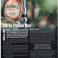 The On Trade Preview 2017 cider feature