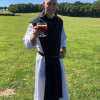 Father Michael Trappist Beer brewer web
