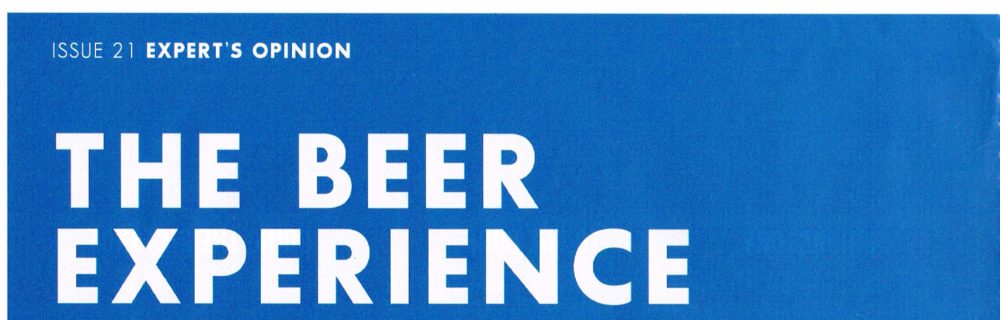 On Trade Progress Jan 19 Beer Experience
